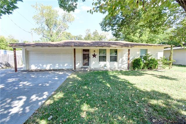 Photo of 1027 Usher Street  Benbrook  TX