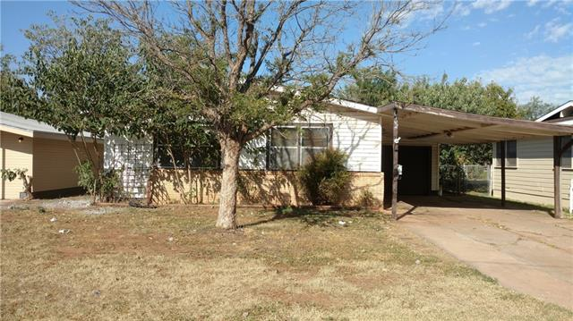 Photo of 1702 N Mockingbird Lane  Abilene  TX
