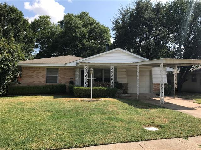 Photo of 1704 Longview Street  Mesquite  TX