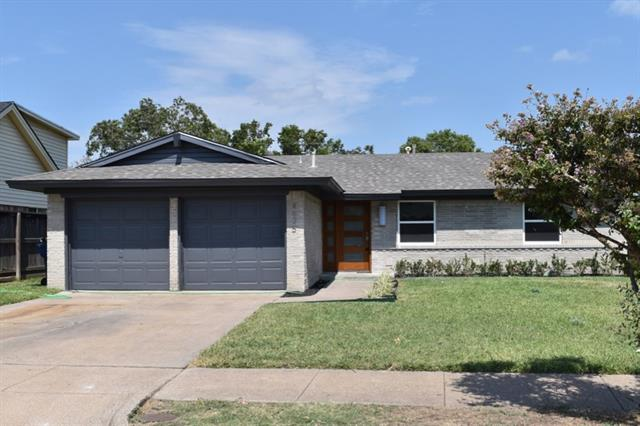 Photo of 4625 Bethany Drive  Garland  TX