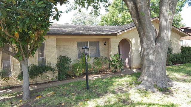 501 S Crestwood Drive S Eastland, TX 76448