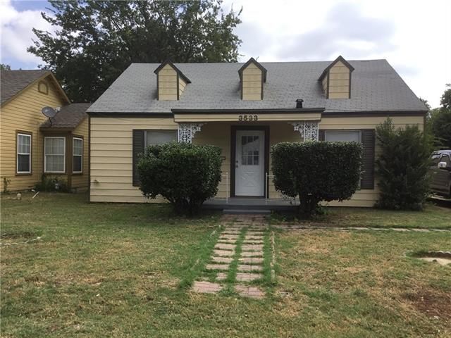 Photo of 3533 Baldwin Avenue  Fort Worth  TX