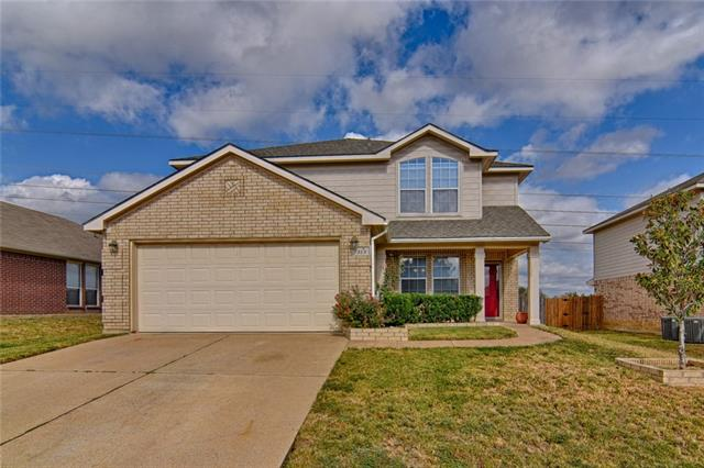 Photo of 313 Kennedy Drive  Crowley  TX