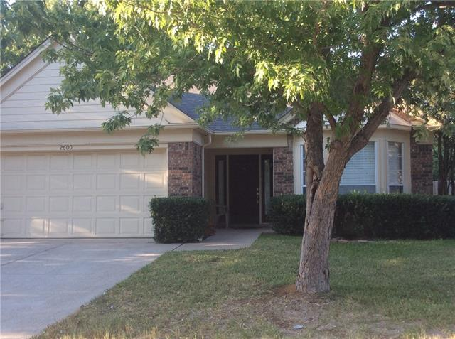 Photo of 2600 Dahlia Drive  Fort Worth  TX