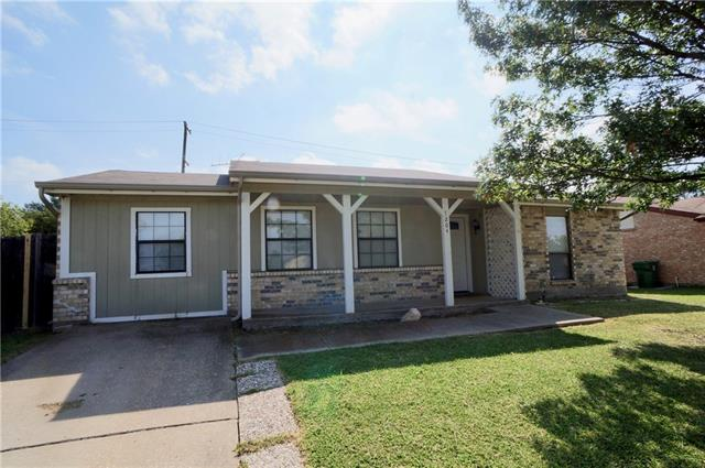 Photo of 7204 Independence Drive  The Colony  TX