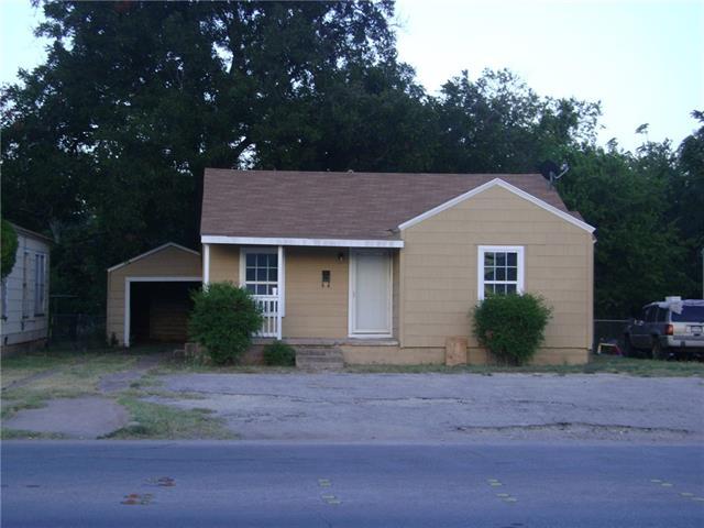 Photo of 2025 Butternut Street  Abilene  TX