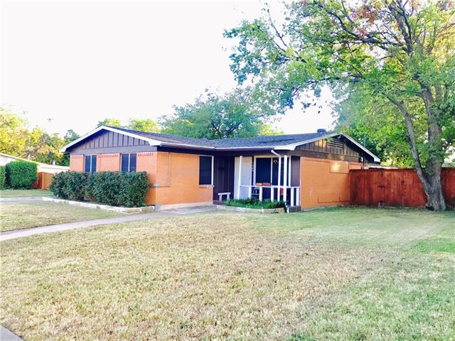 Photo of 1448 Stafford Drive  Fort Worth  TX