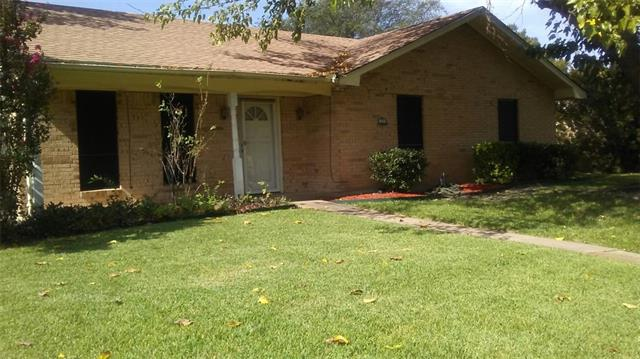 Photo of 1214 Delores Drive  Garland  TX