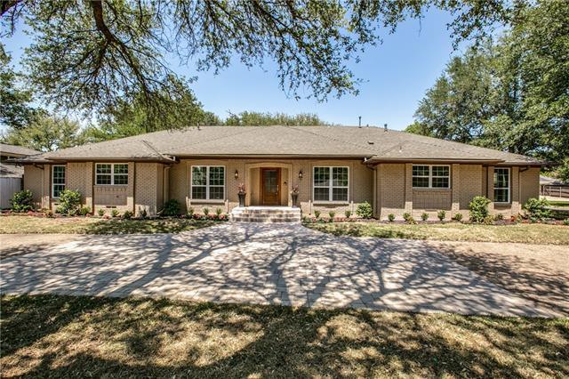 6229 Stonehill Drive, Addison in Dallas County, TX 75254 Home for Sale