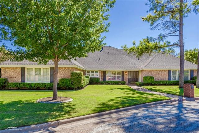 22 Winged Foot Circle W Abilene, TX 79606