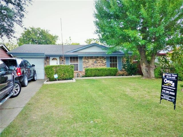 Photo of 2130 Avenue B  Grand Prairie  TX