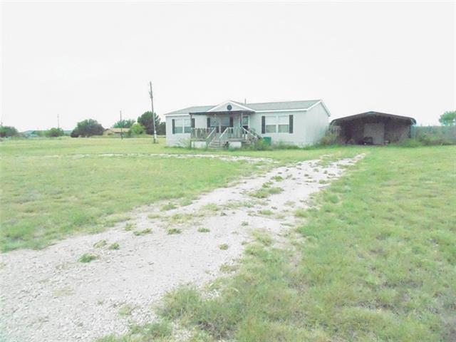 1001 Elizabeth Road Coleman, TX 76834