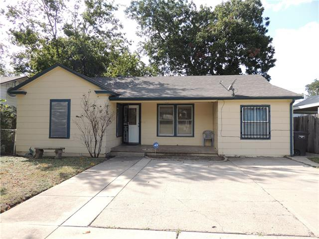 Photo of 3024 8th Avenue  Fort Worth  TX