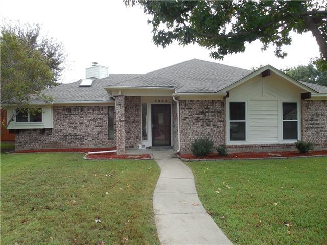 Photo of 4022 Dorchester Drive  Rowlett  TX