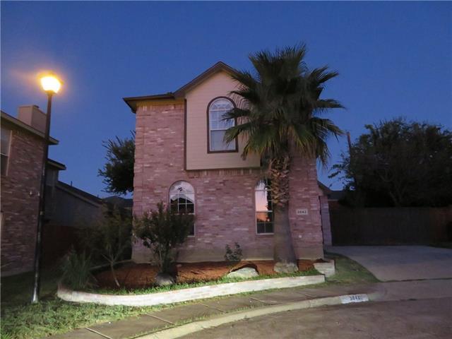 Photo of 3842 Brandon Park Drive  Garland  TX