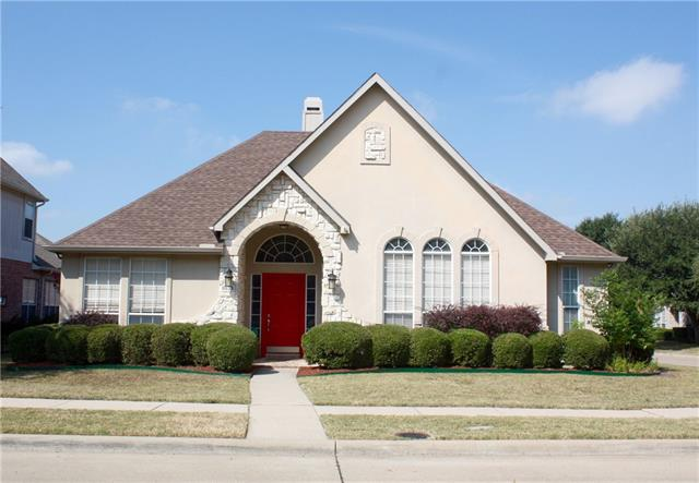 Photo of 8533 Maltby Court  Plano  TX