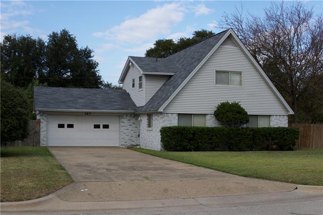 Photo of 167 Hedgerow Lane  Lewisville  TX