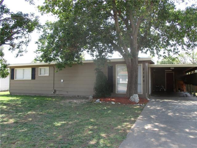 Photo of 2123 Wilson Street  San Angelo  TX
