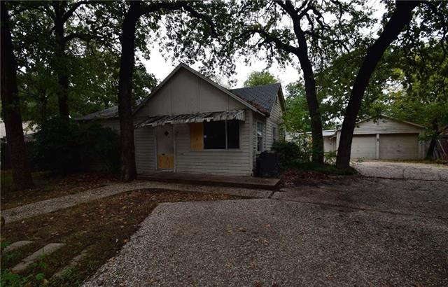 Photo of 5310 Trentman Street  Fort Worth  TX