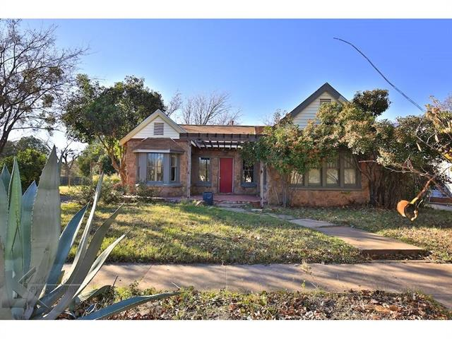 primary photo for 1642 Sycamore Street, Abilene, TX 79602, US