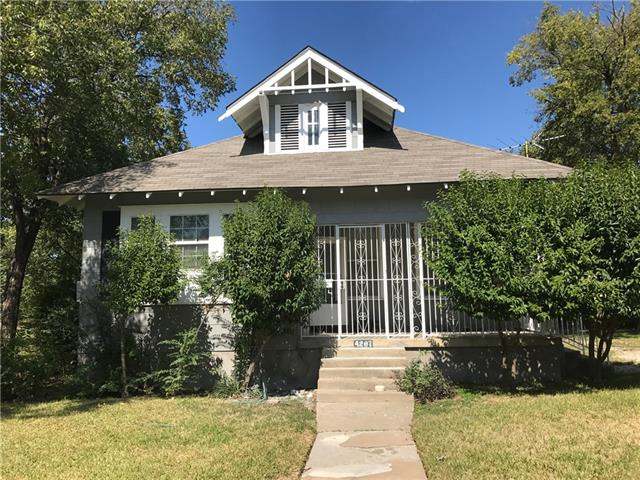 Photo of 4207 Panola Avenue  Fort Worth  TX