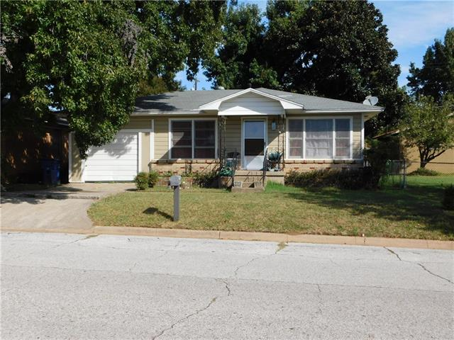 Photo of 721 W Brock Street  Denison  TX