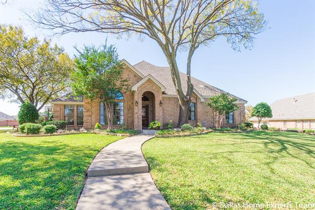 Photo of 4210 Green Meadow Street W  Colleyville  TX