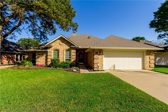 2609 Tall Meadow Court, Bedford in Tarrant County, TX 76021 Home for Sale