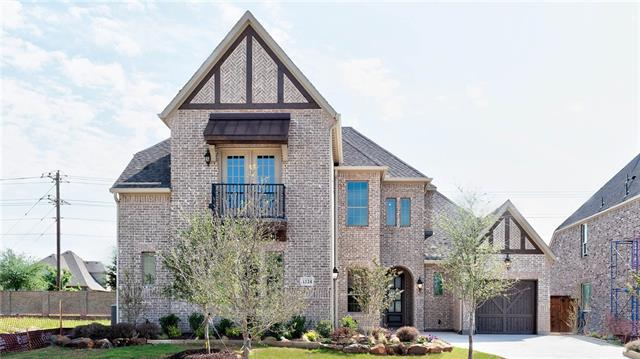 One of Frisco 4 Bedroom Homes for Sale at 1124 Stampede Drive
