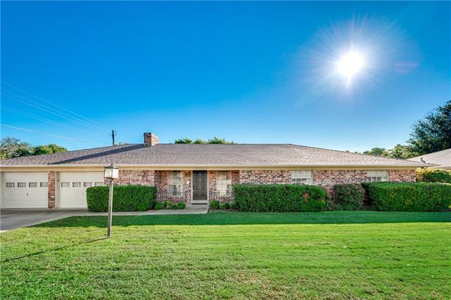 Photo of 2801 Fox Hill Drive  Arlington  TX
