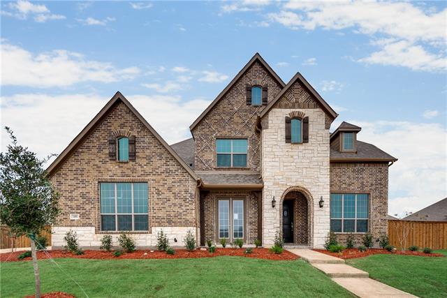 1491 Via Toscana McLendon Chisholm, TX 75032