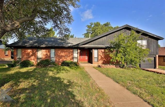 926 Harrison Avenue Abilene, TX 79601
