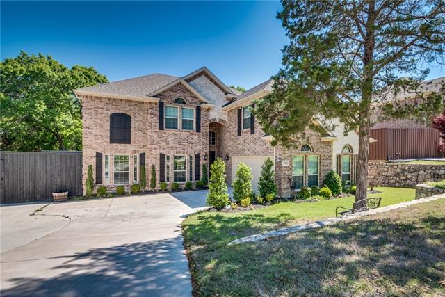 1702 Carriage Creek Drive, De Soto, Texas