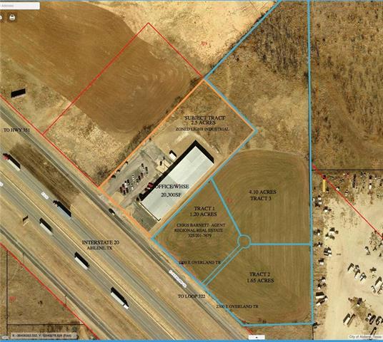 2218 E. Overland Trail Abilene, TX 79601