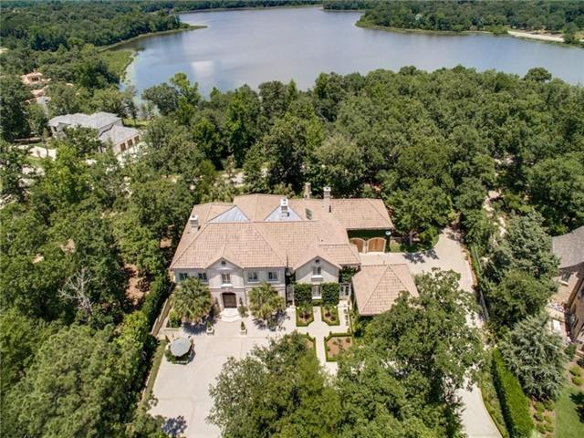 4510 Cascades Shoreline Drive, one of homes for sale in Tyler