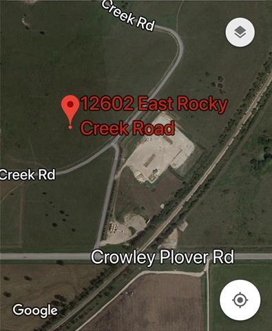 12602 E Rocky Creek Road Crowley, TX 76036