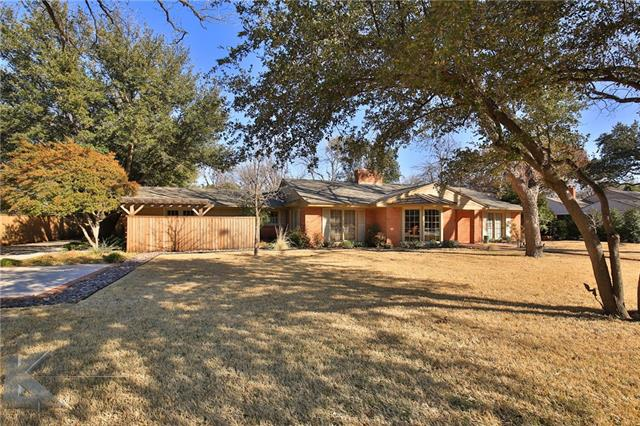 primary photo for 1467 Tanglewood Road, Abilene, TX 79605, US