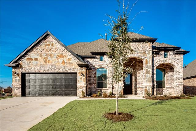 527 Big Bend Drive, Keller, Texas