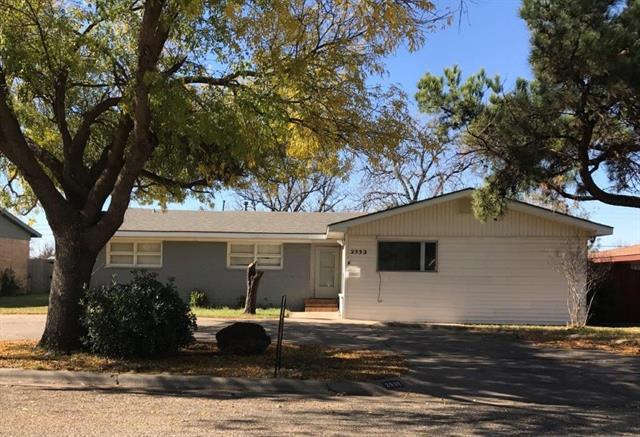 primary photo for 2532 Garfield Avenue, Abilene, TX 79601, US
