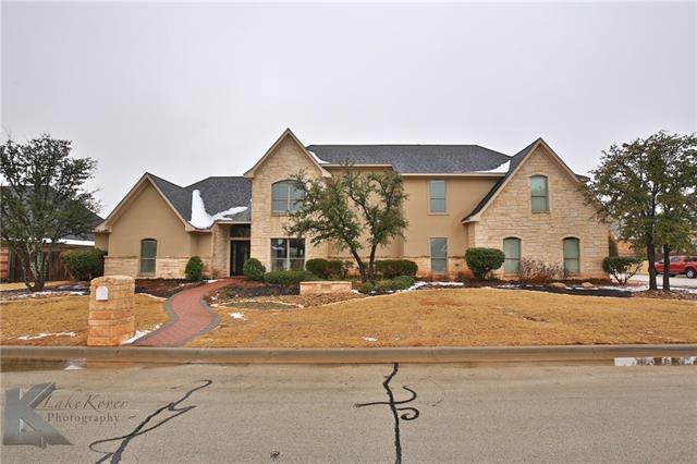 8110 Thompson Parkway Abilene, TX 79606