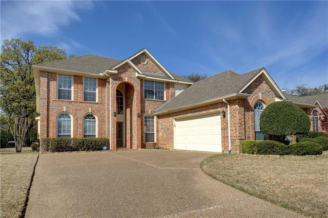 1112 Danbury Drive, Mansfield in Tarrant County, TX 76063 Home for Sale