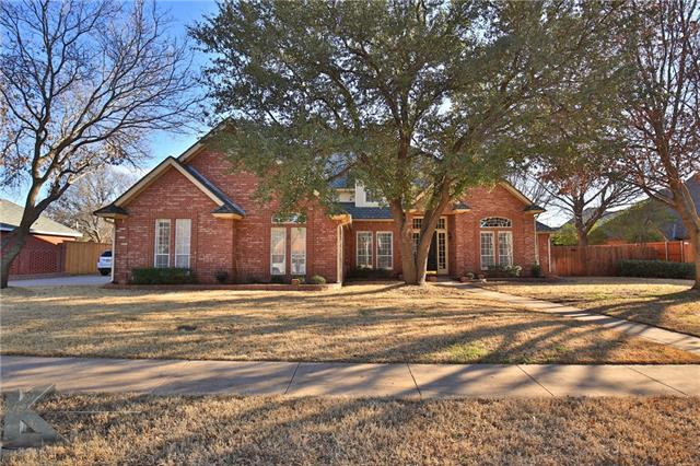 2433 Spyglass Hill Court Abilene, TX 79606