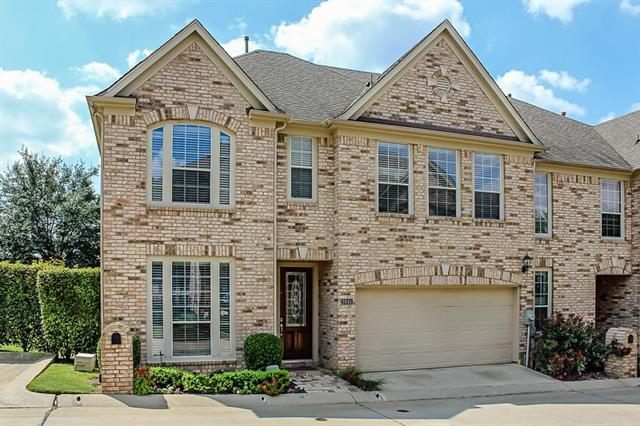 Townhome property for sale at 3941 Spring Garden Drive, Colleyville Texas 76034