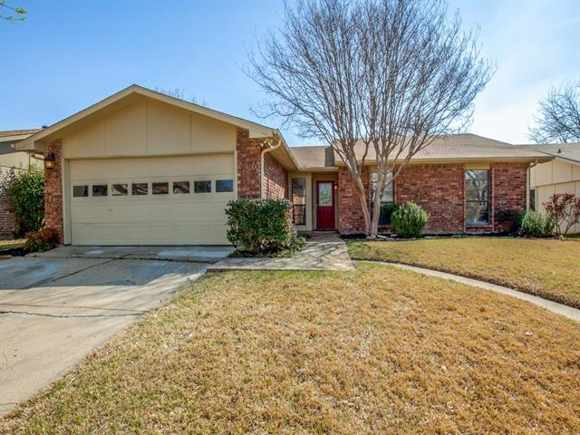 7028 Whitewood Drive, Summerfields, Texas
