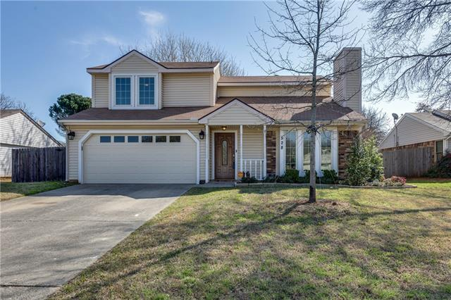 New Listings property for sale at 528 Yellowstone Drive, Grapevine Texas 76051