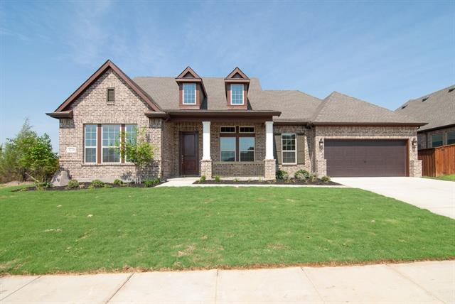 1214 Rendon Place, Mansfield, Texas