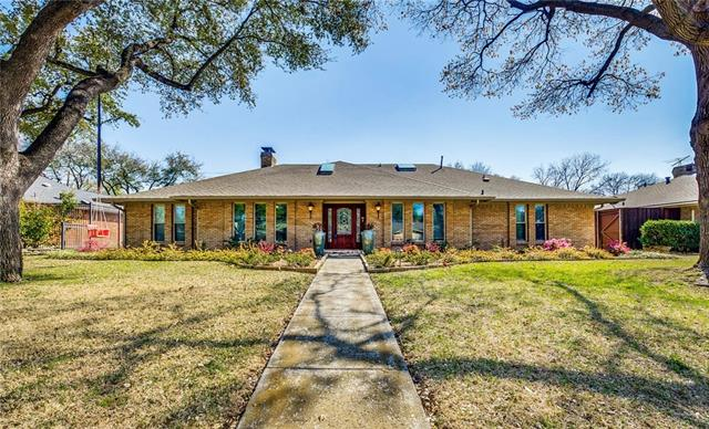 7616 Cliffbrook Drive, Addison, Texas