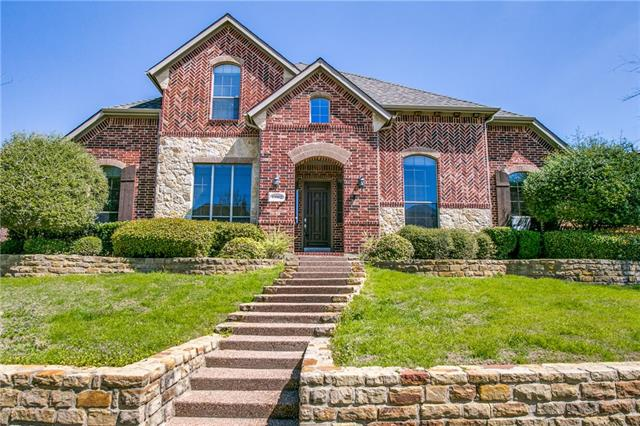 One of Frisco 5 Bedroom Homes for Sale at 15062 Woodbluff Drive