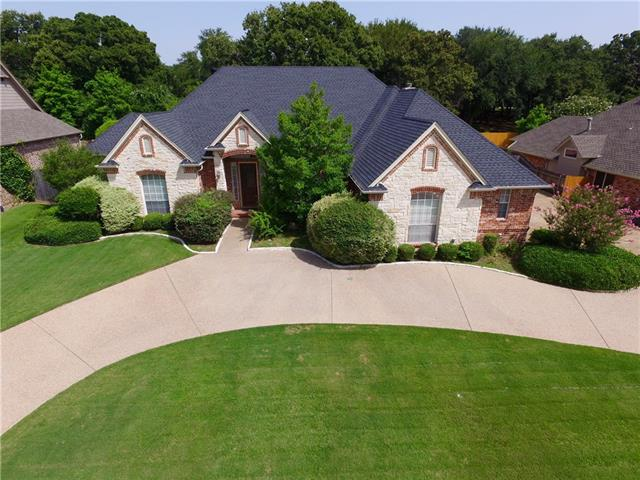1509 Cannon Gate Drive, Mansfield, Texas