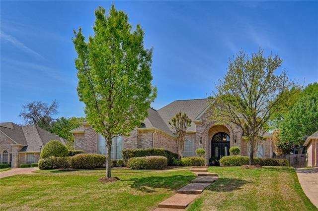 6 Forest Drive, Mansfield in Tarrant County, TX 76063 Home for Sale